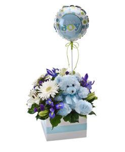 1.λουλουδια για μαιευτηριο