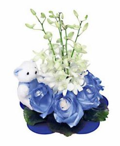 Λουλούδια για Γέννηση
