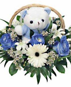 λουλούδια για μαιευτήρια