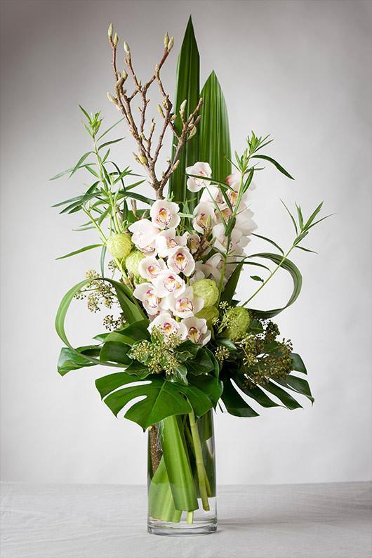 a55d2260afc Εντυπωσιακή σύνθεση λουλουδιών