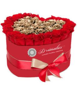 τριανταφυλλα σε κουτι αθηνα,Κουτί με τριαντάφυλλα,λουλούδια σε κουτί, αθηνα, λουλούδια σε κουτιά