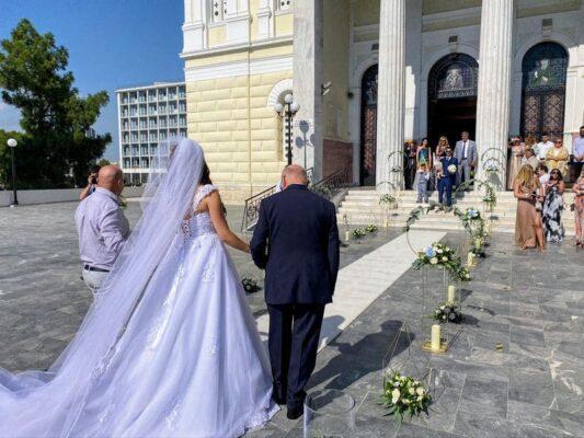 Προτασεις στολισμου με γεωμετρικα σχηματα - Διακόσμηση γάμου με γεωμετρικά σχήματα