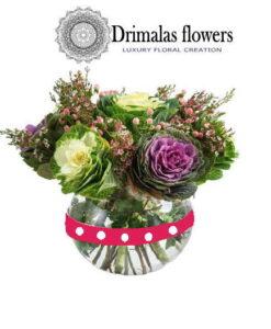 Ανθοπωλεια Αθηνα - Αποστολή λουλουδιών στον Πειραια online από ανθοπωλείο