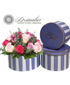 luxury τριανταφυλλα σε κουτια, roses σε κουτι, Αποστολή λουλουδιών στην Ελλάδα