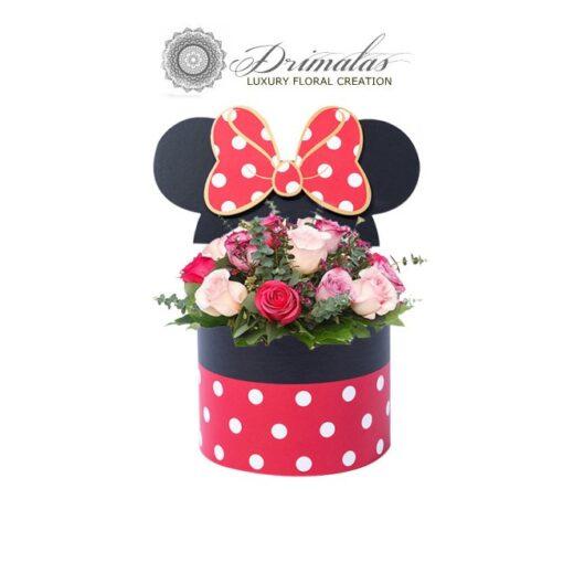 Λουλούδια σε Κουτί ,Αποστολή Λουλουδιών. Λουλούδια σε κουτιά