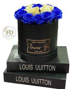 Flowers Rose Soap,Τριαντάφυλλα σε κουτί , Τριαντάφυλλα Που Διαρκούν