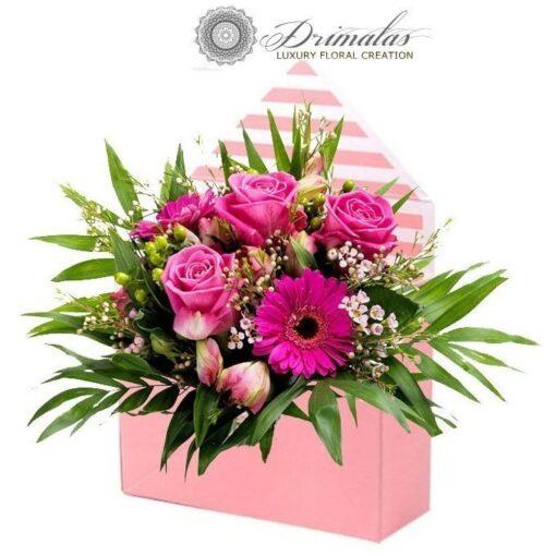 τριαντάφυλλα σε κουτί αθήνα , Αποστολη Λουλουδιων Αθήνα