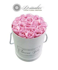 Flower Roses Soap,Τριαντάφυλλα σε κουτί , Τριαντάφυλλα Που Διαρκούν